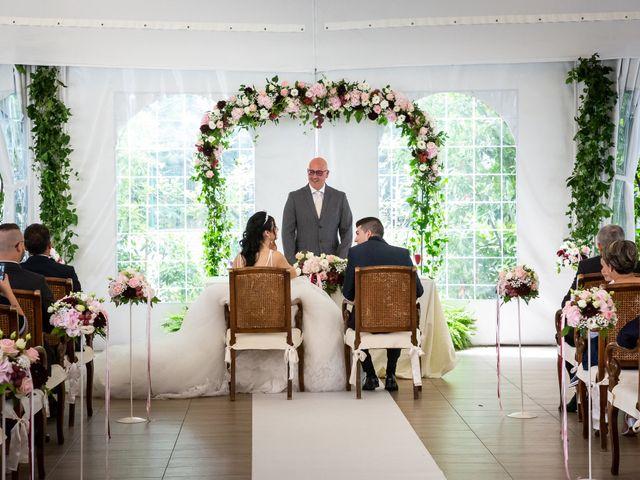 Il matrimonio di Luca e Jessica a Lesmo, Monza e Brianza 27