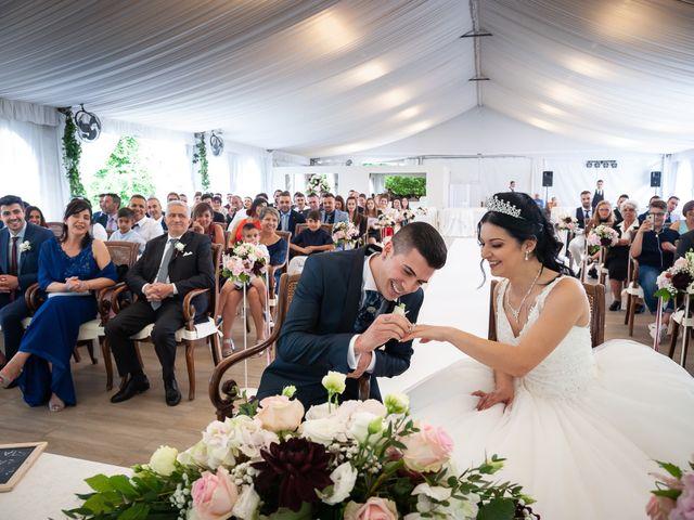 Il matrimonio di Luca e Jessica a Lesmo, Monza e Brianza 30