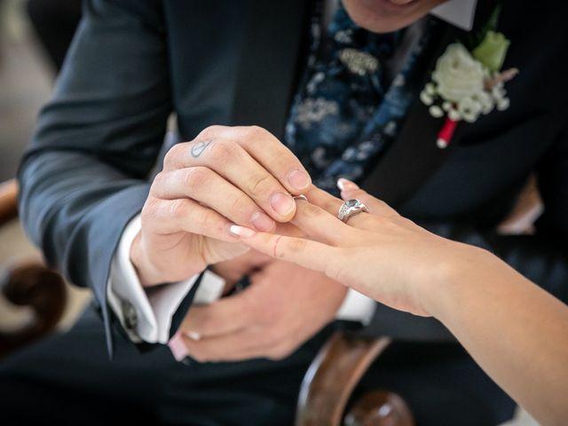 Il matrimonio di Luca e Jessica a Lesmo, Monza e Brianza 31
