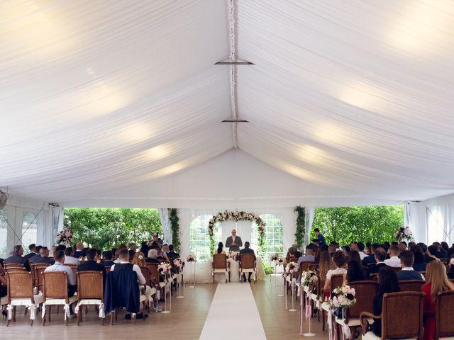 Il matrimonio di Luca e Jessica a Lesmo, Monza e Brianza 32
