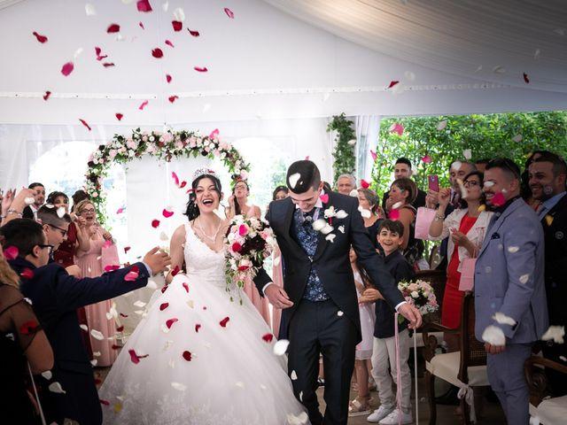 Il matrimonio di Luca e Jessica a Lesmo, Monza e Brianza 36