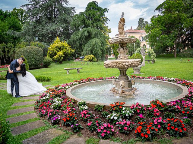 Il matrimonio di Luca e Jessica a Lesmo, Monza e Brianza 41