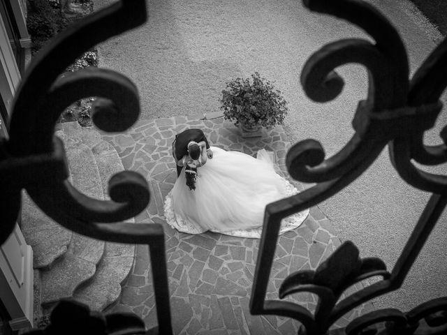 Il matrimonio di Luca e Jessica a Lesmo, Monza e Brianza 45