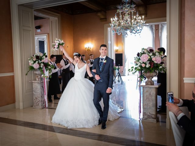 Il matrimonio di Luca e Jessica a Lesmo, Monza e Brianza 47