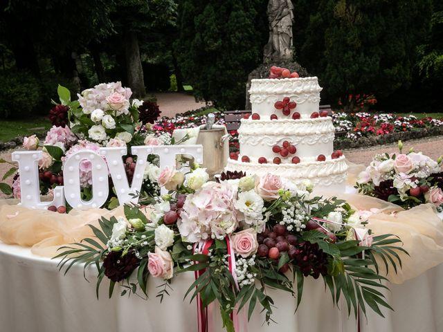 Il matrimonio di Luca e Jessica a Lesmo, Monza e Brianza 52
