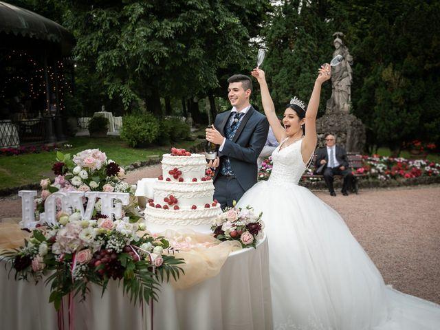 Il matrimonio di Luca e Jessica a Lesmo, Monza e Brianza 54