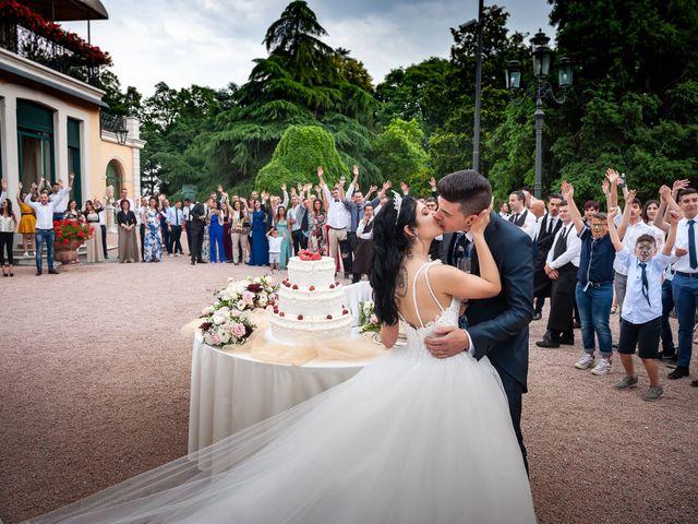 Il matrimonio di Luca e Jessica a Lesmo, Monza e Brianza 55
