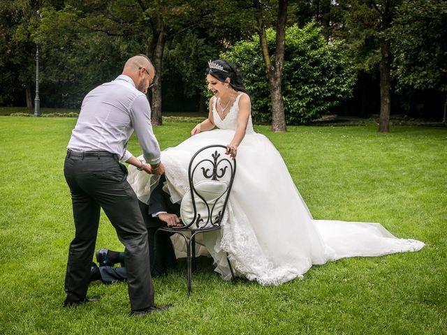 Il matrimonio di Luca e Jessica a Lesmo, Monza e Brianza 58