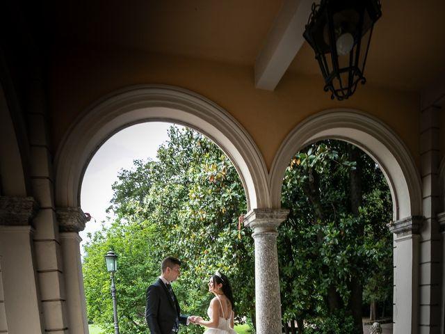 Il matrimonio di Luca e Jessica a Lesmo, Monza e Brianza 62