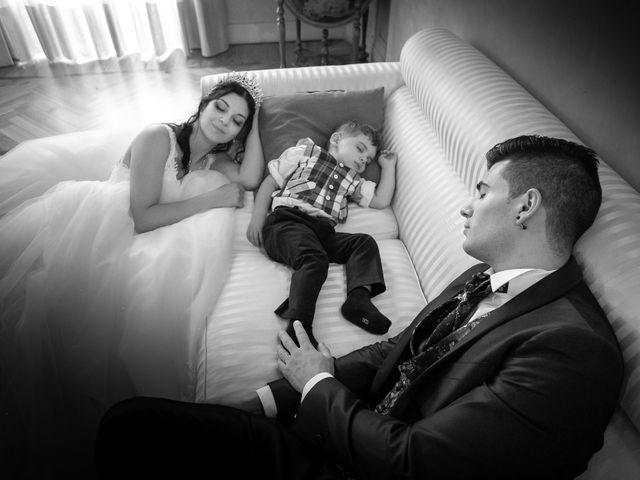Il matrimonio di Luca e Jessica a Lesmo, Monza e Brianza 63