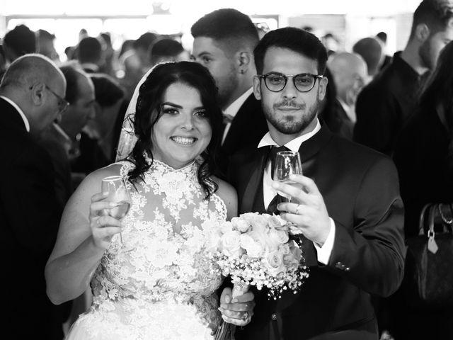 Le nozze di Lorena e Maurizo