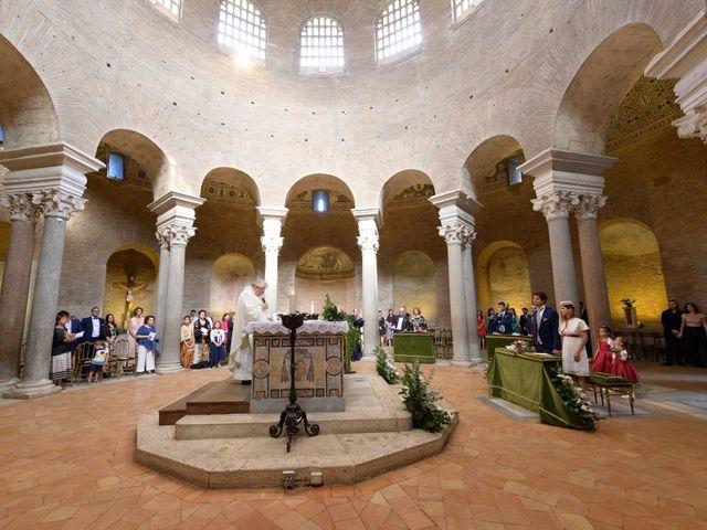 Il matrimonio di Arianna e Federico a Roma, Roma 2