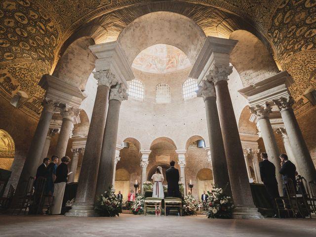 Il matrimonio di Arianna e Federico a Roma, Roma 3