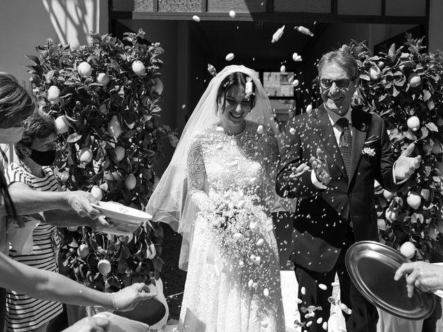 Il matrimonio di Antonio e Nunzia a Amalfi, Salerno 17