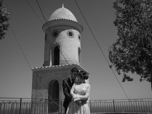 Il matrimonio di Antonio e Nunzia a Amalfi, Salerno 20