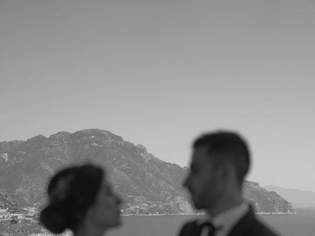 Il matrimonio di Antonio e Nunzia a Amalfi, Salerno 22