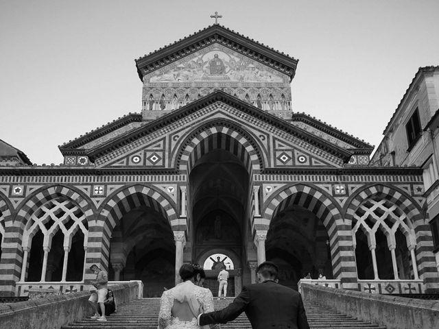 Il matrimonio di Antonio e Nunzia a Amalfi, Salerno 27