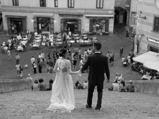 Il matrimonio di Antonio e Nunzia a Amalfi, Salerno 33