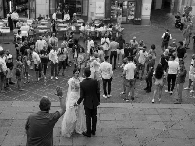 Il matrimonio di Antonio e Nunzia a Amalfi, Salerno 34