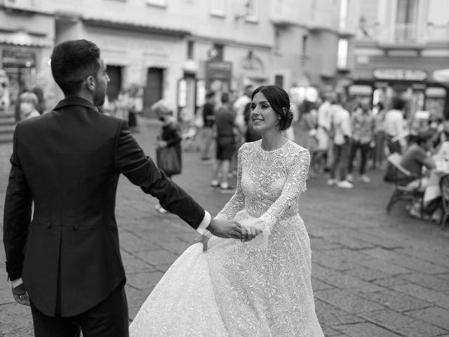Il matrimonio di Antonio e Nunzia a Amalfi, Salerno 35