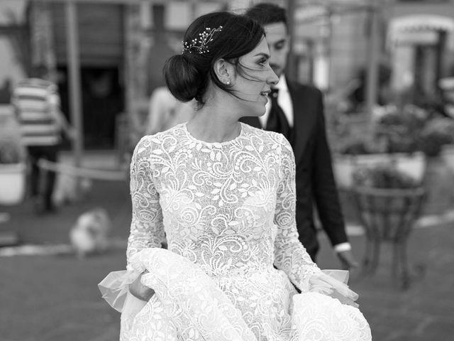 Il matrimonio di Antonio e Nunzia a Amalfi, Salerno 36