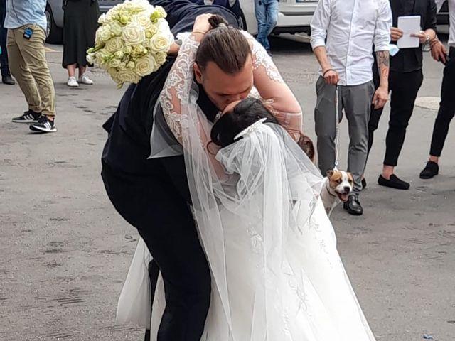 Il matrimonio di Manuel e Emanuela  a Milano, Milano 1