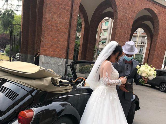 Il matrimonio di Manuel e Emanuela  a Milano, Milano 10