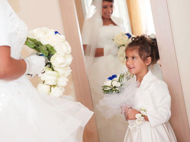 Il matrimonio di Domenico e Pamela a Valbrona, Como 8