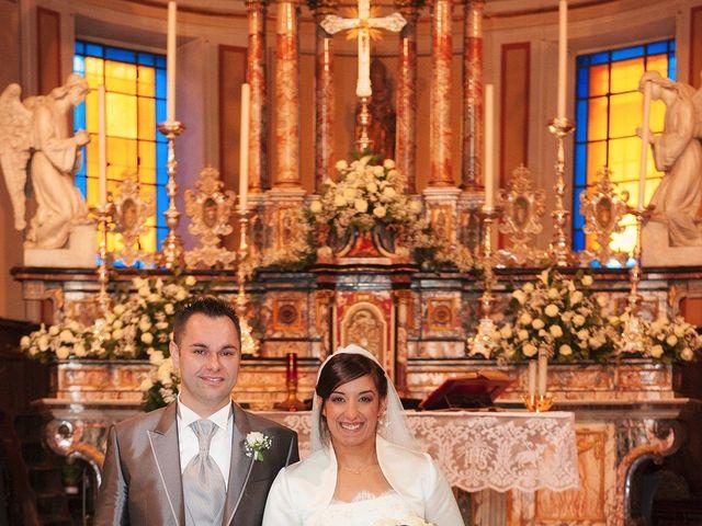 Il matrimonio di Domenico e Pamela a Valbrona, Como 11