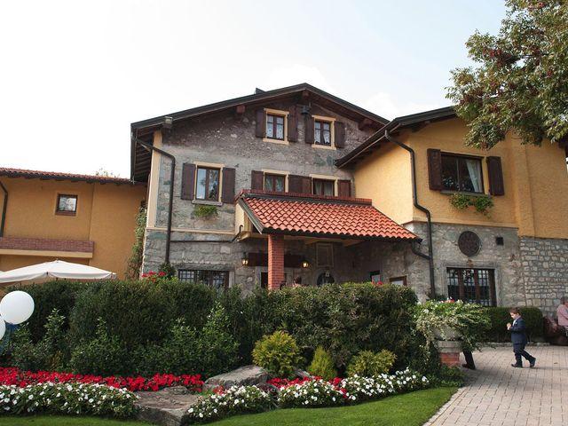 Il matrimonio di Domenico e Pamela a Valbrona, Como 13