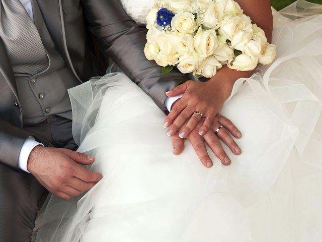 Il matrimonio di Domenico e Pamela a Valbrona, Como 23