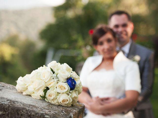 Il matrimonio di Domenico e Pamela a Valbrona, Como 1