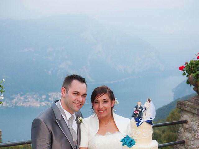 Il matrimonio di Domenico e Pamela a Valbrona, Como 24