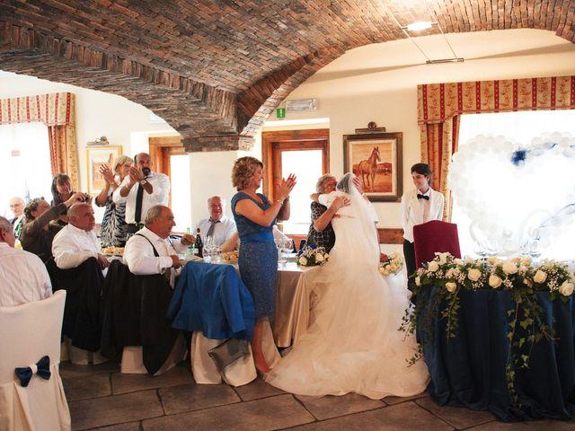 Il matrimonio di Domenico e Pamela a Valbrona, Como 18