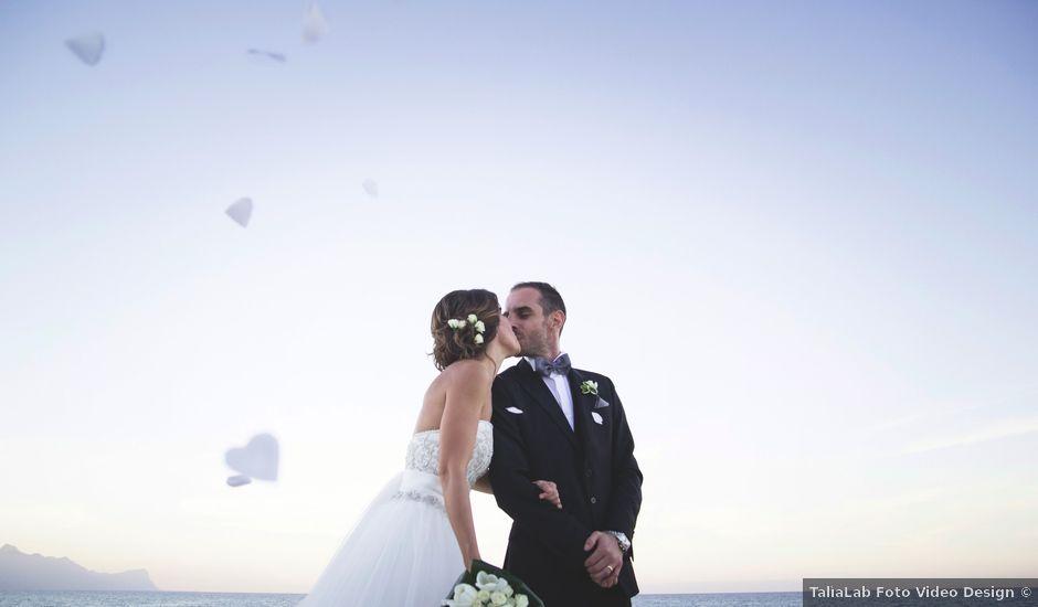 Il matrimonio di Nino e Rossella a Alcamo, Trapani