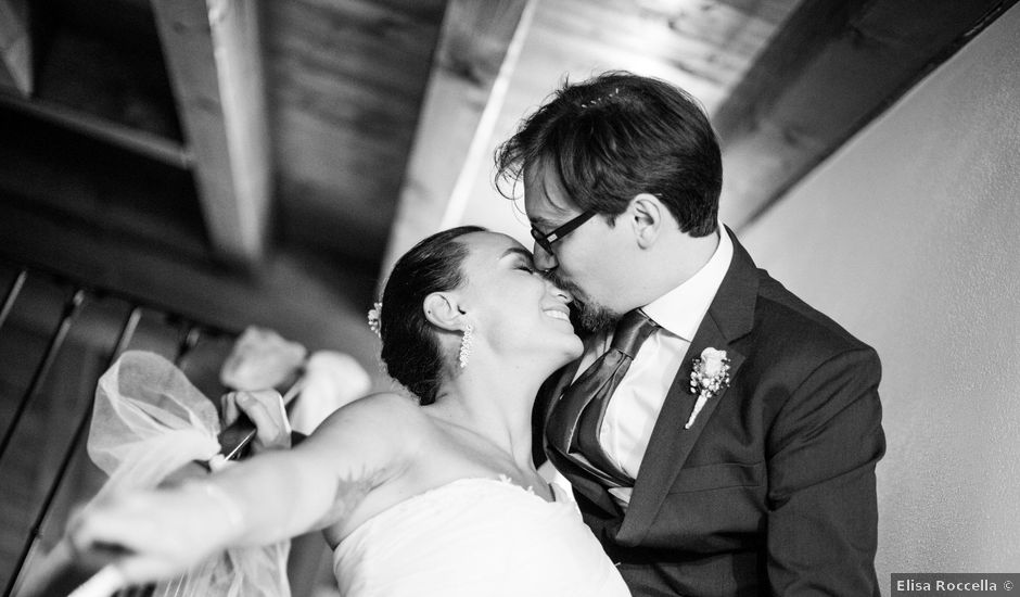 Il matrimonio di Matteo e Alessandra a Fara Gera d'Adda, Bergamo