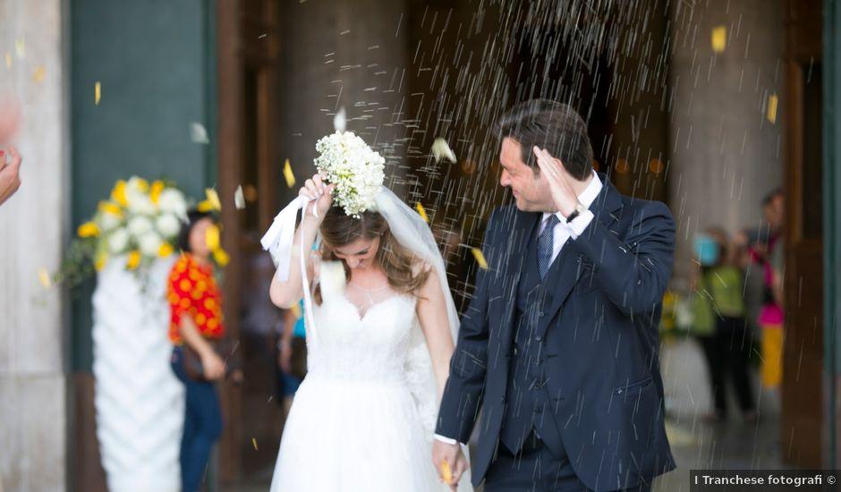 Il matrimonio di Andrea e Melania a Napoli, Napoli