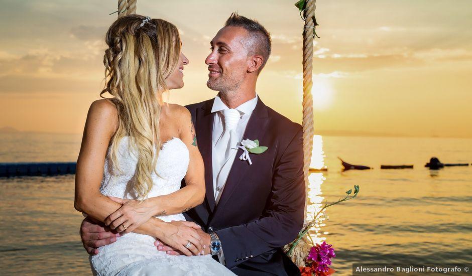 Il matrimonio di Gabriele e Giulia a Castiglione della Pescaia, Grosseto