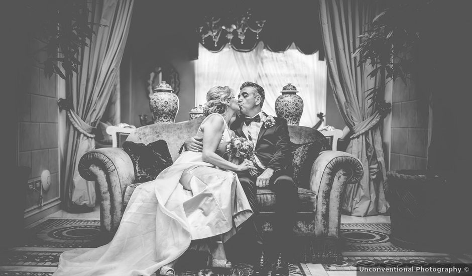 Il matrimonio di Roberto e Miriam a Stresa, Verbania