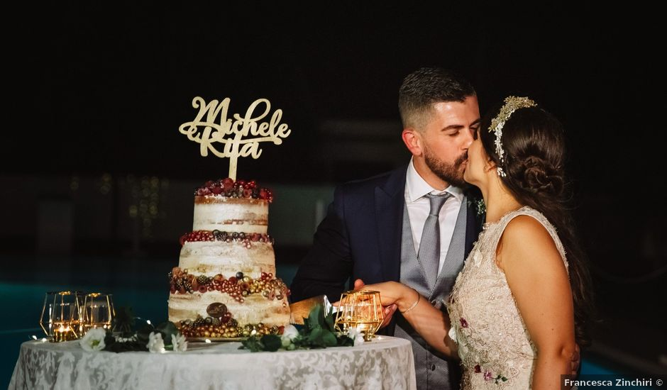 Il matrimonio di Michele e Rita a Sassari, Sassari