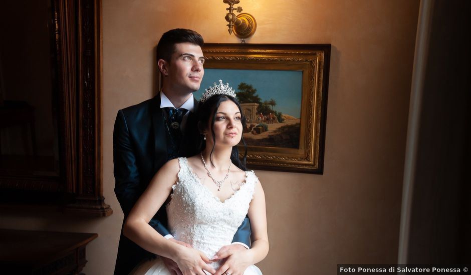 Il matrimonio di Luca e Jessica a Lesmo, Monza e Brianza