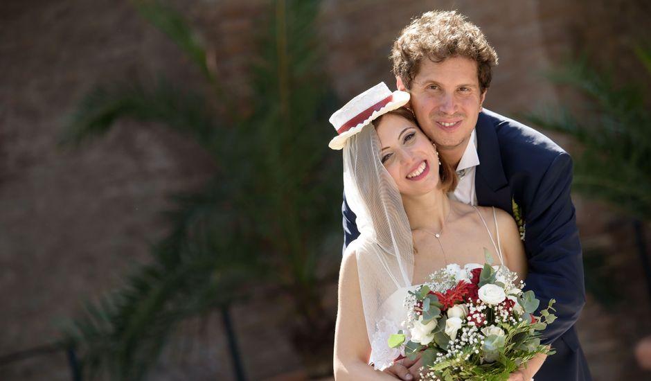 Il matrimonio di Arianna e Federico a Roma, Roma