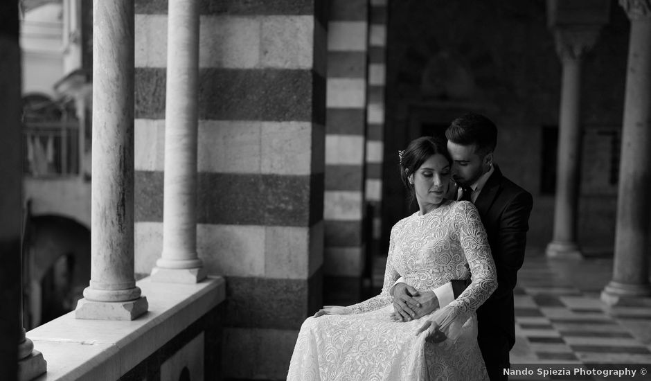 Il matrimonio di Antonio e Nunzia a Amalfi, Salerno