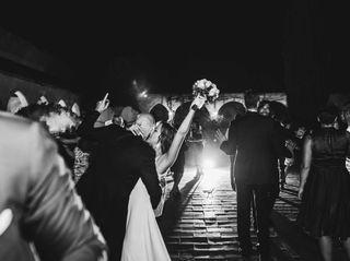 Le nozze di Ambra e Andrea
