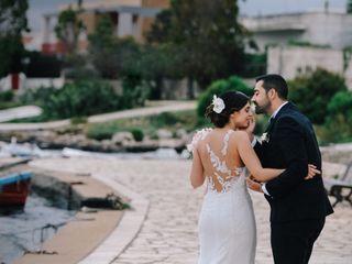 Le nozze di Fiorella e Ilario
