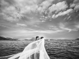 Le nozze di Francesca e Alessandra