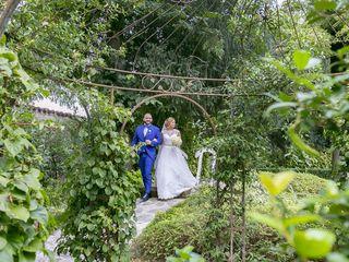 Le nozze di Jessica e Giulio