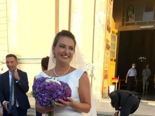 Le nozze di Maura e Angelo 1