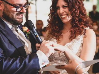 Le nozze di Raffaele e Giada 1