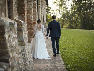 Le nozze di Selina e Alessandro